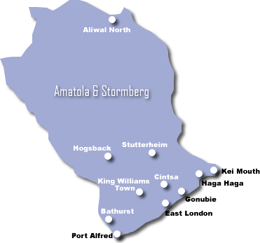 Conference Facilities in the Amatola & Stormberg Regions of the Eastern Cape Province of South Africa